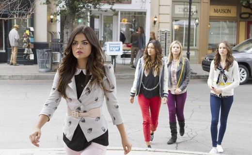 Pretty Little Liars Season 4 Episode 12 - Now You See Me, Now You Don't
