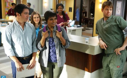The Mindy Project Season 2 Episode 1 - All My Problems Solved Forever