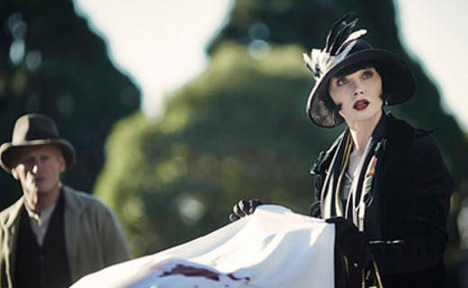 Miss Fisher's Murder Mysteries Season 2 Episode 2 - Death Comes Knocking