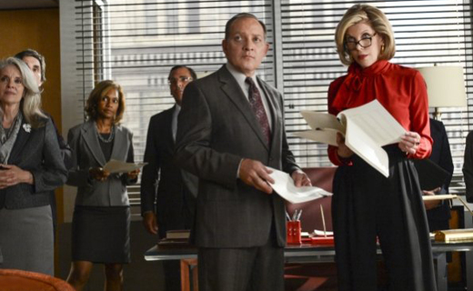 The Good Wife Season 5 Episode 1 - Everything Is Ending