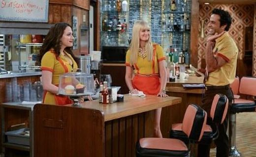 2 Broke Girls Season 3 Episode 4 - And the Group Head