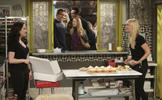 2 Broke Girls Season 3 Episode 5 - And the Cronuts