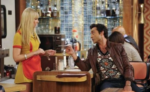2 Broke Girls Season 3 Episode 6 - And the Piece of Sheet