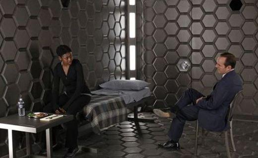 Marvel's Agents of S.H.I.E.L.D. Season 1 Episode 4 - Eye Spy