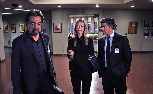 Criminal Minds Season 9 Episode 4 - To Bear Witness