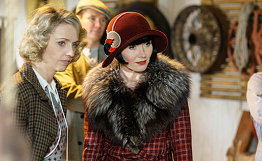 Miss Fisher's Murder Mysteries Season 2 Episode 7 - Blood At The Wheel