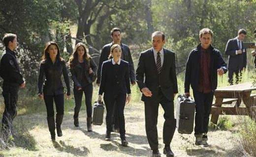 Marvel's Agents of S.H.I.E.L.D. Season 1 Episode 6 - F.Z.Z.T.