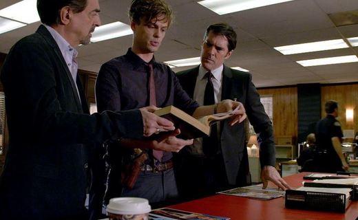 Criminal Minds Season 9 Episode 7 - Gatekeeper