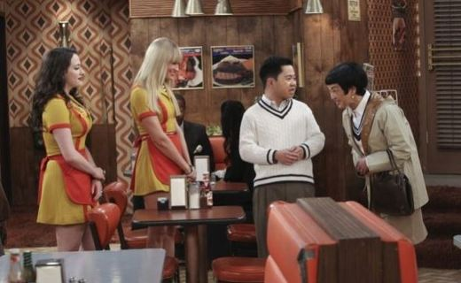 2 Broke Girls Season 3 Episode 7 - And the Girlfriend Experience