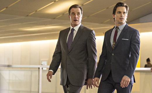 White Collar Season 5 Episode 4 - Controlling Interest