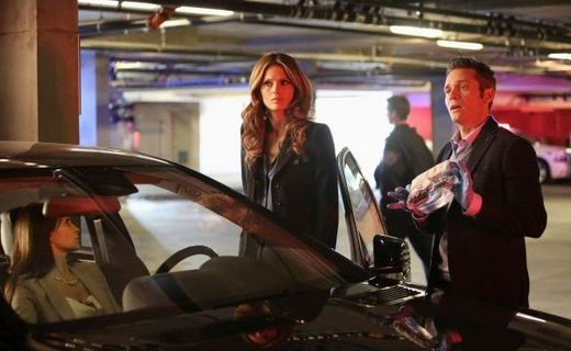 Castle Season 6 Episode 8 - A Murder Is Forever