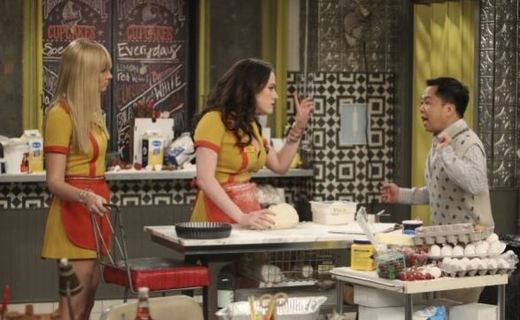 2 Broke Girls Season 3 Episode 9 - And the Pastry Porn