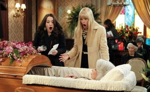 2 Broke Girls Season 3 Episode 11 - And the Life After Death