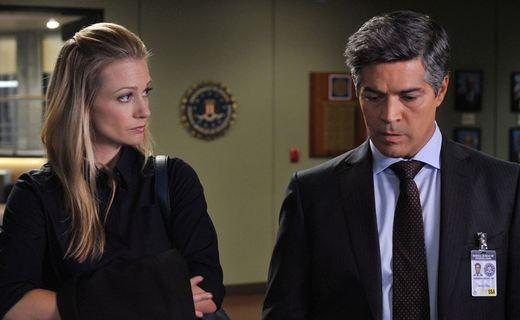 Criminal Minds Season 9 Episode 10 - The Caller
