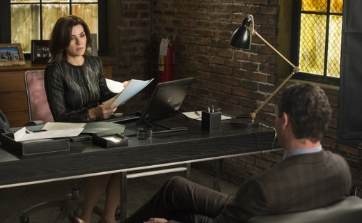 The Good Wife Season 5 Episode 10 - The Decision Tree