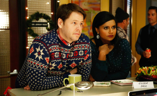 The Mindy Project Season 2 Episode 11 - Christmas Party Sex Trap