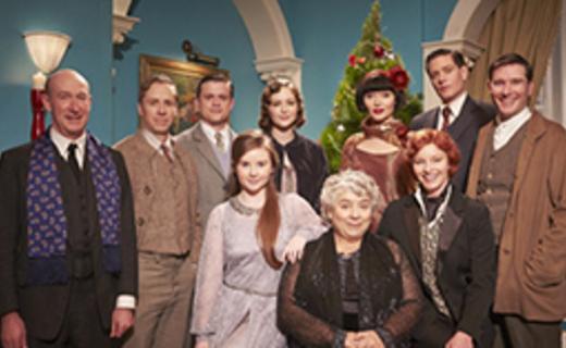 Miss Fisher's Murder Mysteries Season 2 Episode 13 - Murder Under The Mistletoe