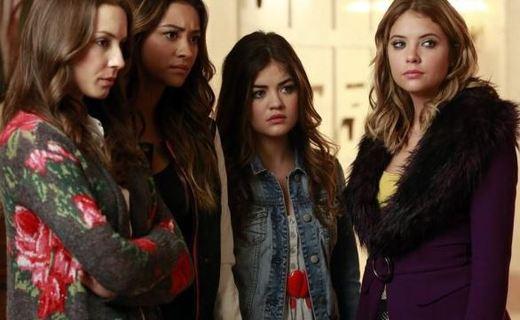 Pretty Little Liars Season 4 Episode 14 - Who's in the Box?
