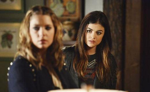 Pretty Little Liars Season 4 Episode 15 - Love ShAck Baby