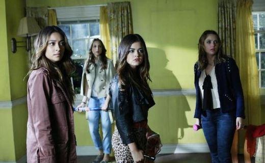 Pretty Little Liars Season 4 Episode 16 - Close Encounters