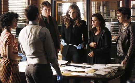 Castle Season 6 Episode 13 - Limelight