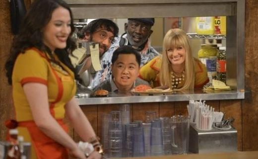 2 Broke Girls Season 3 Episode 14 - And the Dumpster Sex