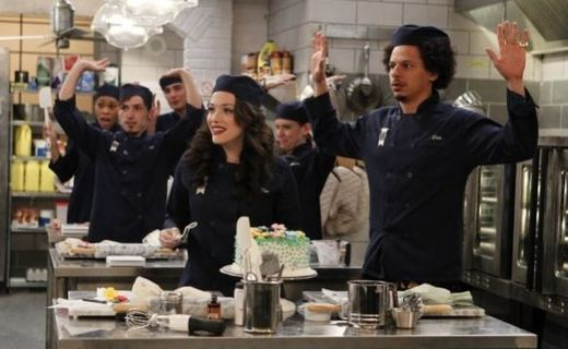 2 Broke Girls Season 3 Episode 15 - And the Icing on the Cake