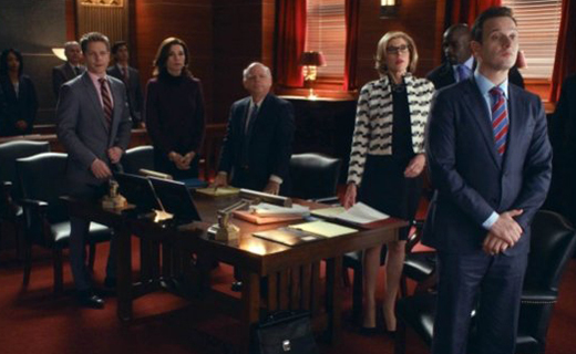 The Good Wife Season 5 Episode 13 - Parallel Construction, Bitches