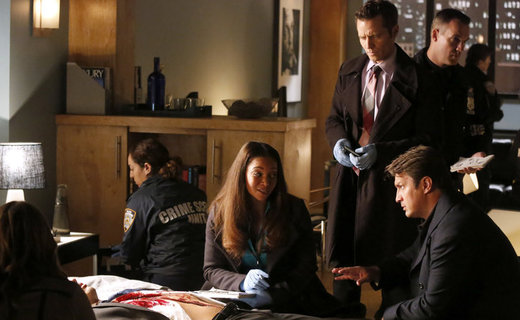 Castle Season 6 Episode 19 - The Greater Good