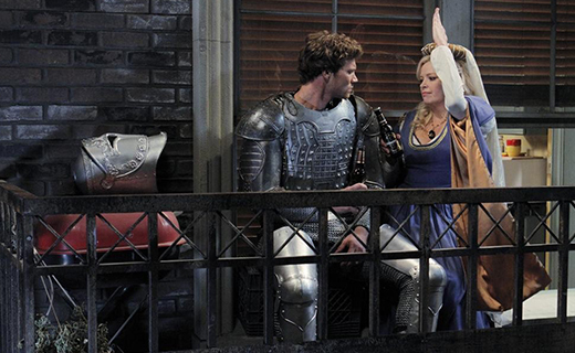 Baby Daddy Season 3 Episode 8 - A Knight to Remember