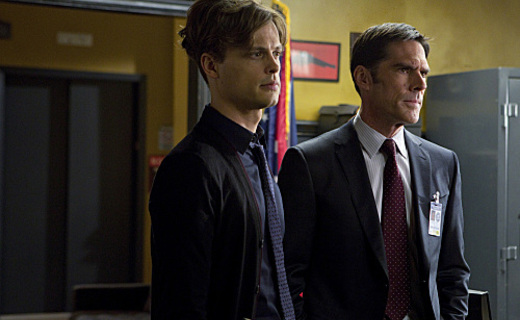 Criminal Minds Season 9 Episode 19 - The Edge of Winter