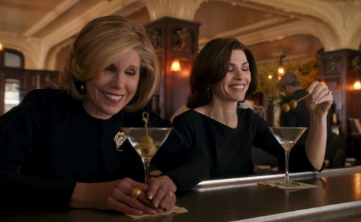 The Good Wife Season 5 Episode 17 - A Material World