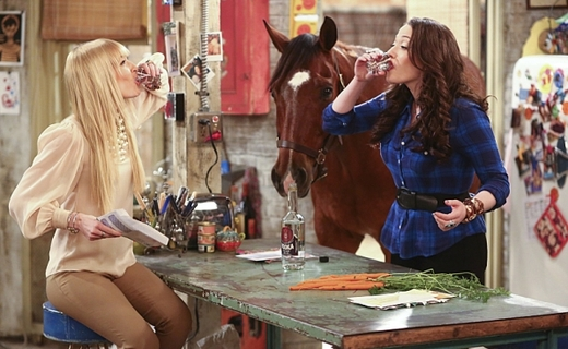 2 Broke Girls Season 3 Episode 23 - And the Free Money