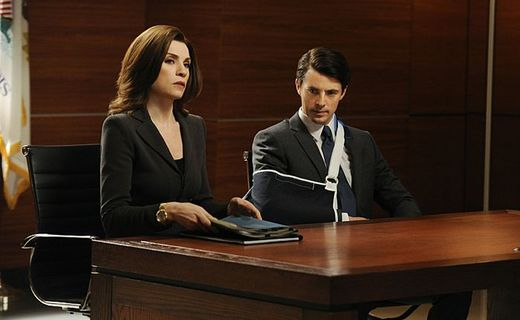 The Good Wife Season 5 Episode 18 - All Tapped Out