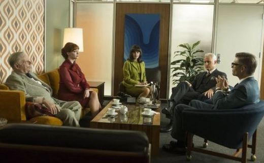 Mad Men Season 7 Episode 2 - A Day's Work