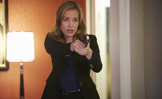 Covert Affairs Season 5 Episode 1 - Shady Lane