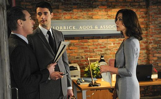 The Good Wife Season 5 Episode 21 - The One Percent