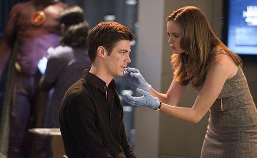 The Flash Season 1 Episode 2 - Fastest Man Alive