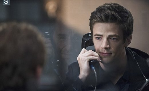 The Flash Season 1 Episode 3 - Thing You Can't Outrun