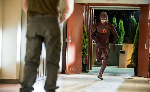 The Flash Season 1 Episode 6 - The Flash is Born