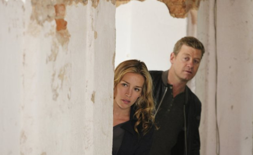 Covert Affairs Season 5 Episode 15 - Frontwards