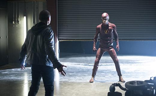 The Flash Season 1 Episode 7 - Power Outage