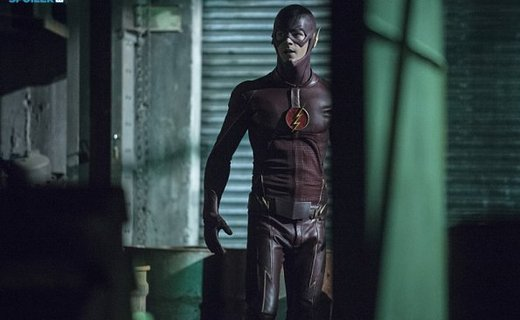 The Flash Season 1 Episode 9 - The Man in the Yellow Suit
