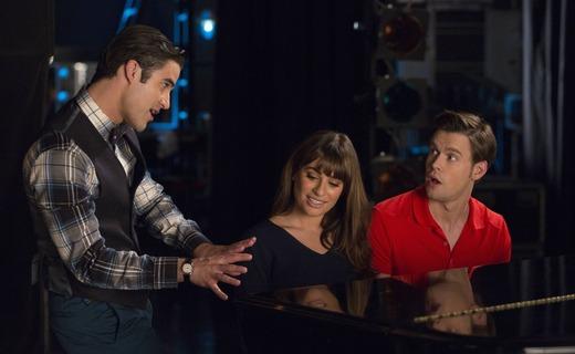 Glee Season 6 Episode 4 - The Hurt Locker, Part One