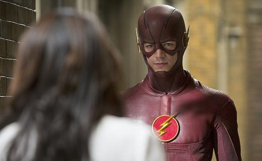 The Flash Season 1 Episode 12 - Crazy For You