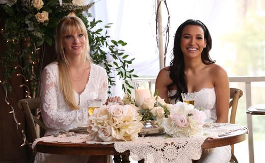 Glee Season 6 Episode 8 - A Wedding
