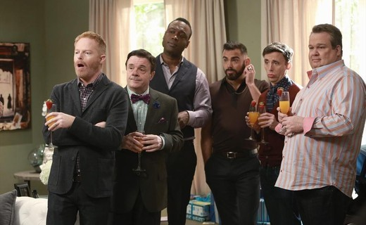 Modern Family Season 6 Episode 15 - Fight or Flight