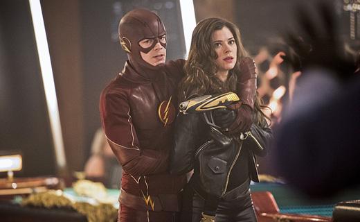 The Flash Season 1 Episode 16 - Rogue Time
