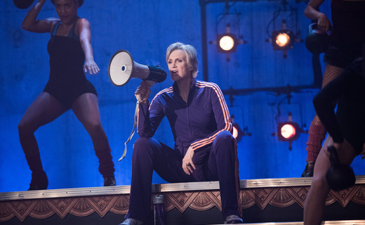 Glee Season 6 Episode 10 - The Rise and Fall of Sue Sylvester