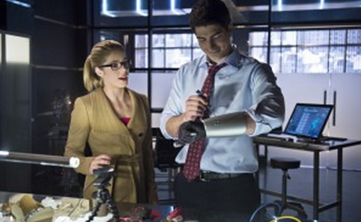 The Flash Season 1 Episode 18 - All-Star Team-Up